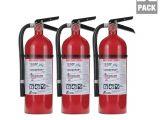 Kidde Fire Extinguisher Recharge Kidde Pro 210 2 A 10 B C Fire Extinguisher 3 Pack 21005779 the