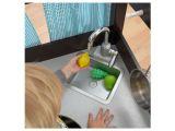 Kidkraft Corner Kitchen Replacement Parts Kidkraft Grand Gourmet Espresso Corner Kitchen with Metal