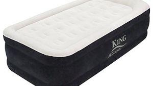 King Koil Air Mattress Twin King Koil Twin Size Upgraded Luxury Raised Air Mattress