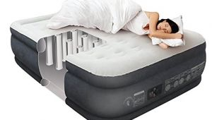 King Koil Full Size Luxury Raised Air Mattress King Koil Queen Size Luxury Raised Air Mattress Best