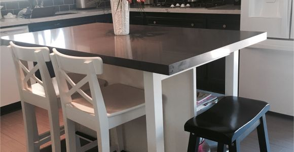 Kitchen Banquette Seating Ikea Ikea Stenstorp Kitchen island Hack Here is Another View Of Our Ikea
