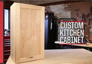 Kitchen Cabinet Door Plans Free How to Build Kitchen Cabinets Craftsman Youtube