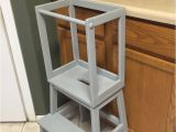 Kitchen Helper Stool Diy the 25 Best Ideas About Learning tower On Pinterest