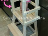 Kitchen Helper Stool Ikea Canada Diy Learning tower toddlers and Preschoolers Pinterest
