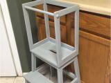 Kitchen Helper Stool Ikea Learning tower Anleitung Einzigartig Montessori Kitchen Helper
