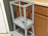 Kitchen Helper Stools Ikea Learning tower Anleitung Einzigartig Montessori Kitchen Helper