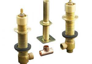 Kohler Tub Rough In Valve K 300 K Kohler 1 2 In Ceramic High Flow Roman Tub Rough In
