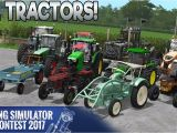 Kubota Dealers In Sc All Tractors Farming Simulator 17 Mod Contest First Look Youtube
