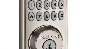 Kwikset Smartcode Delete Code Kwikset Smartcode 914 Series Zigbee Deadbolt with Home Connect