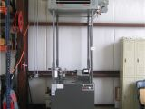 Lanair Waste Oil Heater Troubleshooting Lanair Mx150 with Chimney Package C West Brothers
