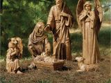 Large Outdoor Nativity Sets Hobby Lobby Half Size Poly Resin Nativity