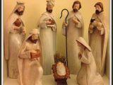 Large Polystone Nativity Set Hobby Lobby Life is My Lemonade Christmas is Disappointing so Far
