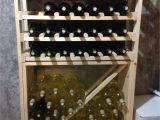 Lattice Wine Rack Diy My Homemade Wine Rack Wine Pinterest Homemade Wine Rack Wine