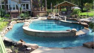 Lazy River Pool Kits A Pool and A Lazy River Custom Inground Pool Built In