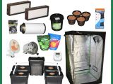 Led Grow Tent Packages 4×4 Hydroponic Grow Package
