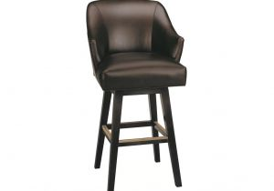 Lee Industries Swivel Bar Stools Lee Industries Bar and Game Room Leather Swivel Bar Stool