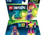 Lego Dimensions Storage Ideas Amazon Com Lego Dimensions Fun Pack Teen Titans Go 2 Figuren