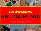 Lego Dimensions Storage Ideas Lego Storage Ideas the Ultimate Lego organisation Guide