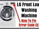 Lg Washing Machine Le Error Testing Wireing Harness Lg Washer 33 Wiring Diagram