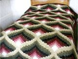 Light In the Valley Bargello Quilt Pattern Amish Light In the Valley Quilt Pattern Light In the