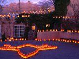 Light the Night Phoenix Art Museum Christmas In the southwest Luminarias and Farolitos