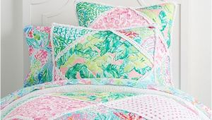 Lilly Pulitzer Bedding Clearance Lilly Pulitzer Party Patchwork Quilt Pottery Barn Kids
