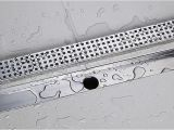 Linear Shower Drain Reviews Shower Linear Drain Systems Free Shipping Tax Free Items