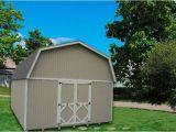Little Cottage Co Shed Kits Gambrel Large Barn Kits