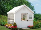 Little Cottage Co Shed Kits Little Cottage Company 8×16 Colonial Gable Greenhouse