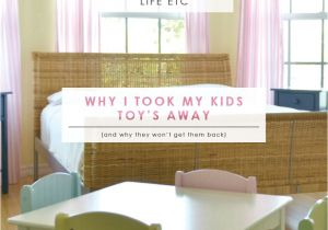 Living Well Spending Less Homeschool Planner why I took My Kids toys Away One Mom S Story Living Well