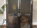 Locked Liquor Cabinet Ikea Industrial Steel Locking Liquor Cabinet Industrial Nightstand