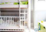 Loft Bed with Room for Crib Underneath 5 Cool Kids Bedrooms with A toddler Bed and A Crib