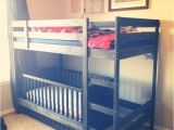 Loft Bed with Room for Crib Underneath toddler Bunk Beds Ikea Woodworking Projects Plans