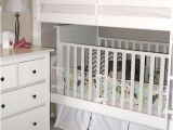 Loft Bunk Bed with Crib Underneath Best 25 Bunk Bed Crib Ideas On Pinterest Cot Bunk Bed