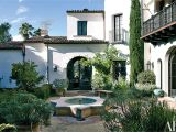 Los Angeles Residential Landscape Architects Look Inside A Mediterranean Style Residence In Los Angeles