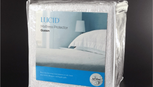 Lucid Mattress Vs Tempurpedic Lucid Mattress Protector Review Sleepopolis