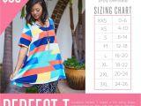 Lularoe Perfect T Price Lularoe Blue Pink Polka Dot Perfect T top Nwot Xs Ebay