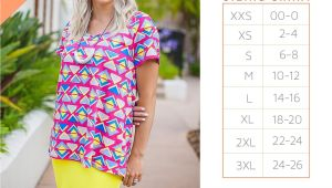 Lularoe Perfect T Price Lularoe Classic T Sizing Chart with Price Lularoe Size Charts
