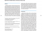 Luzia atlanta Promo Code Pdf the Impact Of the Built Environment On Health Across the Life
