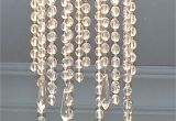 Magnetic Chandelier Crystals Hobby Lobby these solutions are Both Cheap and Easy Diy Home In 2018