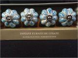 Maison Bleue Drawer Knobs Drawer Knobs Instant Furniture Update Set Of 4 Vintage