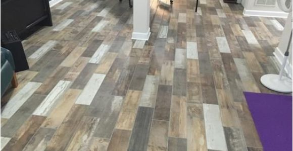 Marazzi Montagna Wood Vintage Chic 6 In. X 24 In. Porcelain Floor Marazzi Montagna Wood Vintage Chic 6 In X 24 In