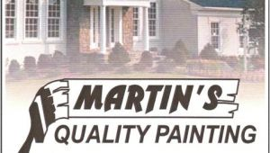 Martin Appliance Repair Clarksville Tn Mqp Door to Door Flyer 2010 From Martin 39 S Quality Painting