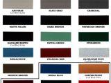 Mcelroy Metal Color Chart Metal Roof Facts atlanta Metal Roofing Augusta Metal