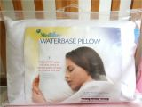 Mediflow Waterbase Pillow for Neck Pain Mediflow Waterbase Pillows This is Life
