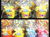 Mesa Holiday Arts and Crafts Festival Centro De Mesa Lindo Com Cachepot Ou Baldinho E Pirulito Diy