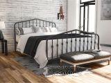 Metal Bunk Bed assembly Instructions Pdf Novogratz Bushwick Metal Bed Dhp Furniture