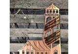 Metal Roofing Supplies Macon Ga northern Escape Metal Wall Art Michigan Metal Artwork