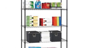 Metal Storage Shelves Walmart 6 Shelf Wire Shelving Unit Heavy Duty Metal Storage Shelves Nsf Wire