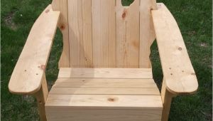 Michigan Shaped Adirondack Chairs Michigan Adirondack Chair White Pine